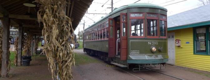 Connecticut Trolley Museum—Autumn Visit.