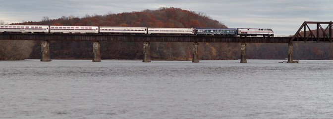 Amtrak Special at Windsor, Connecticut—Part II
