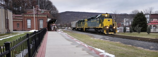 Reading & Northern at Tamaqua.