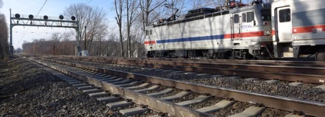 Along the Main Line—December 4, 2014.