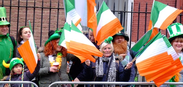 TRACKING THE LIGHT SPECIAL: Dozens of Photos from Dublin's St. Patrick's Day-March 17, 2015