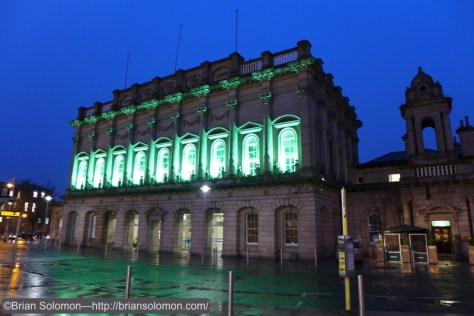 Heuston Station, Dublin.