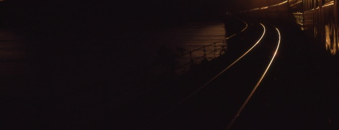 View from Rockville Bridge, 1992.
