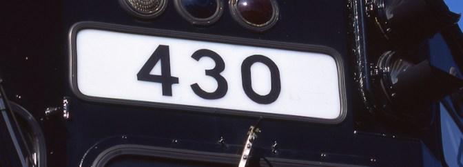 Locomotive Geometry: Alco C-430