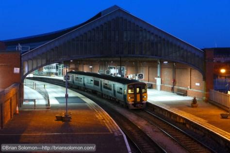 Lumix LX7 photo. Kent Station, Cork.