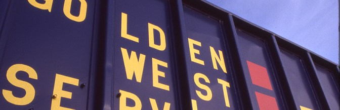 Remembering the Golden West