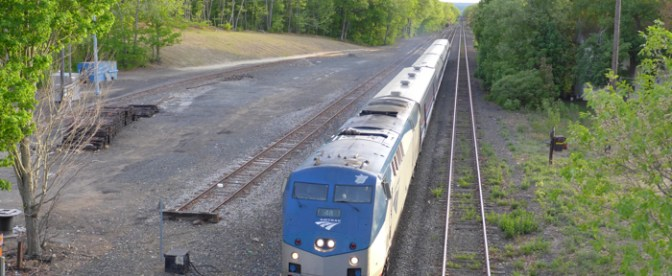 Amtrak's Confusing Coincidence or Numerical Harmony?