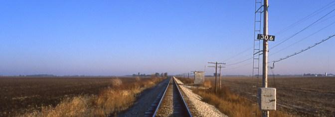 Brian's latest book: Classic Railroad Signals