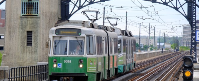 MBTA Green Line Revisited.