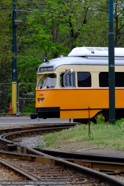 Mattapan loop. Exposed with a Fuji X-T1 with 18-135mm lens.