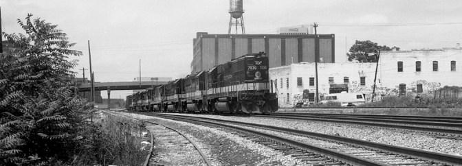 Southern Railway—Atlanta—May 1985.