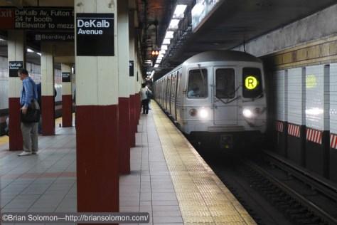 R-train.