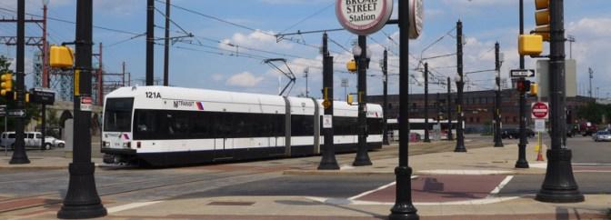 Newark Light Rail—June 2015