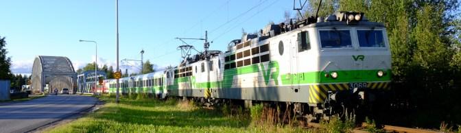 Night Trains in Daylight!