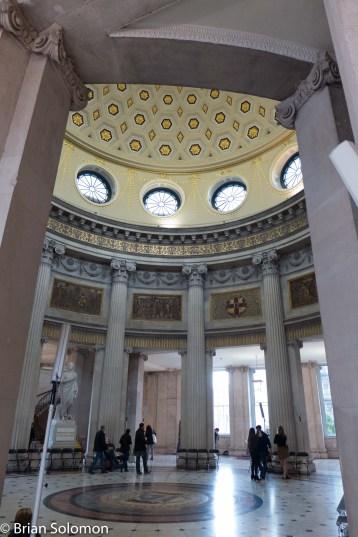 Dublin City Hall.