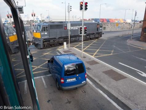 3:15 Pm September 30, 2015. Dublin Port.