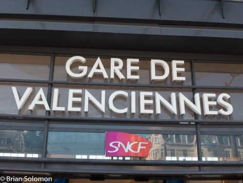 SNCF's Gare de Valenciennes. Lumix LX7 photo.