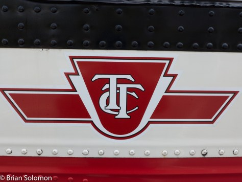 Toronto Transit Commission.