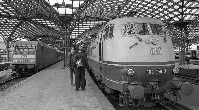 Magnificent Railway Stations: Köln Haubtbahnhof-Part 1