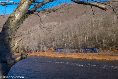Along the Deerfield River east of Soapstone, Massachusetts. FujiFIlm X-T1 photos.