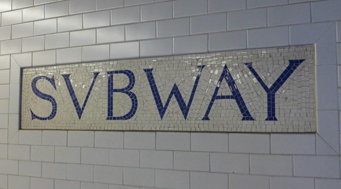 A Dozen new Photos! Subterranean Photography Exercise: Lumix LX7 on New York City Subway.