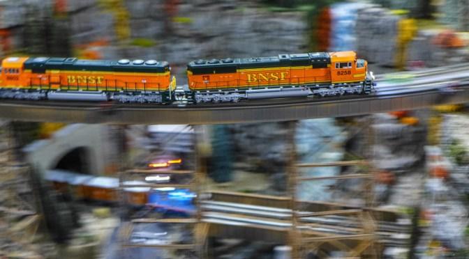 Dozens of NEW Photos—Big Train Show at West Springfield!