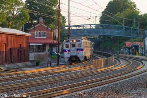 Berwin, Pennsylvania on the evening of June 30, 2012.