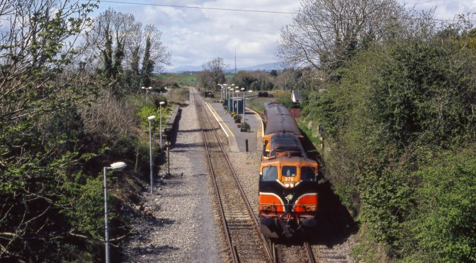 One Year on Irish Railways; Looking back ten years by Brian Solomon