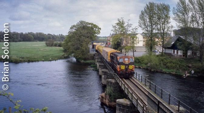 Irish Railways 2006; Brian's Talk in Two Weeks! Details Below.