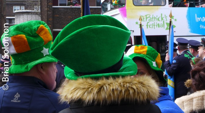 Dublin's St. Patrick's Day Festival 17 March 2016—Dozens of New Photos!