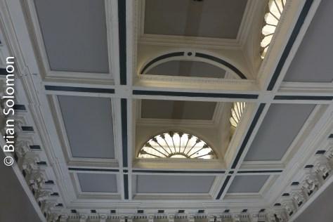 Heuston Station detail. Lumix LX7 photo.