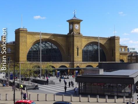 Kings Cross, London, May 2016. Lumix LX7 photo.