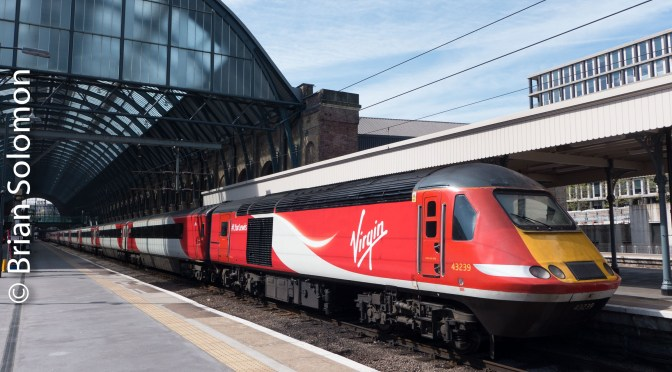 British Railway's HST 40 years on.