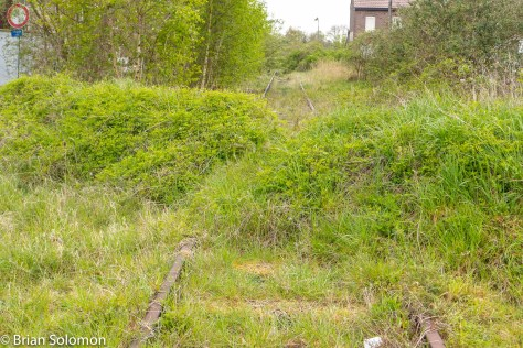 I find disused railways sad, yet fascinating. Like discovering evidence of a forgotten empire.