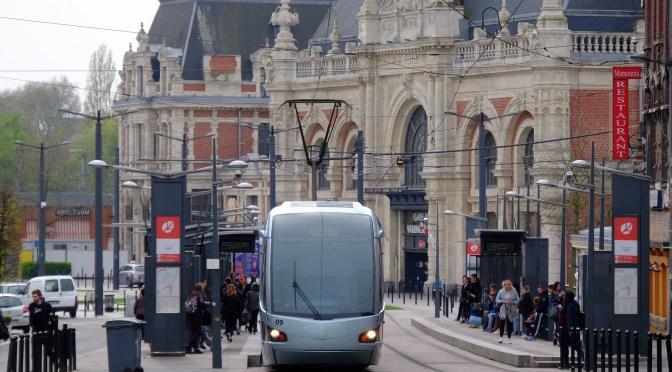 SNCF Valenciennes‑Revisited (April 2016). Six NEW photos.