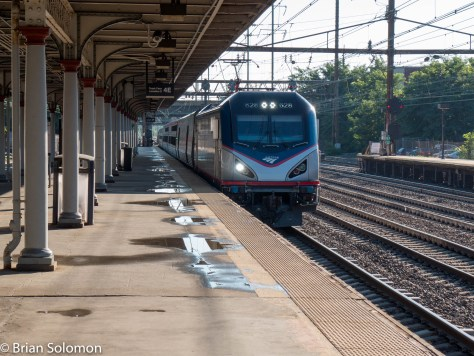 Amtrak's Cardinal connects Trenton with Chicago three days a week. More Cardinal photos coming soon!