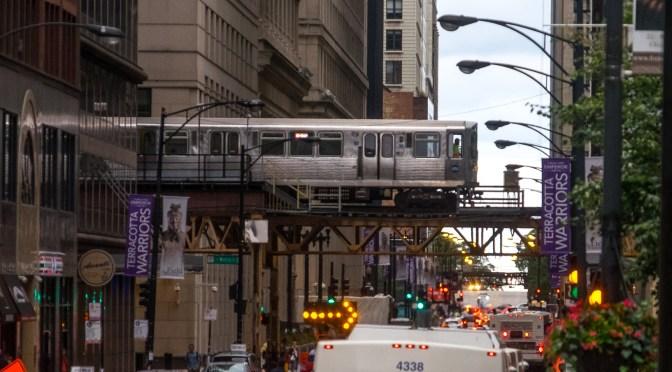 Chicago: CTA—July 2016.