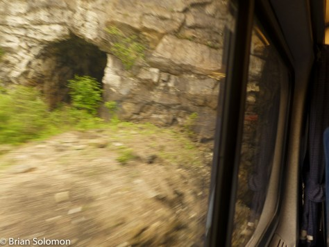State Line Tunnel.