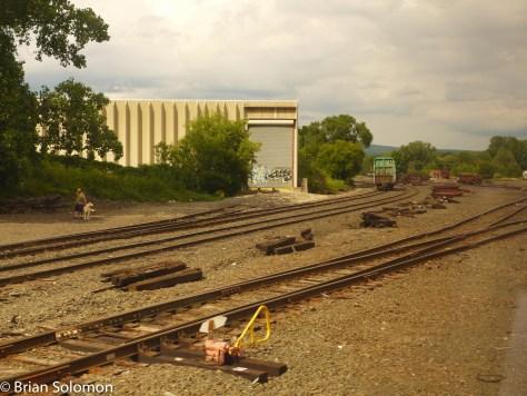 North Adams Junction, Pittsfield, Massachusetts.