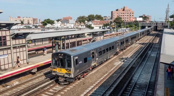Long Island Rail Road Interlude—July 2016.