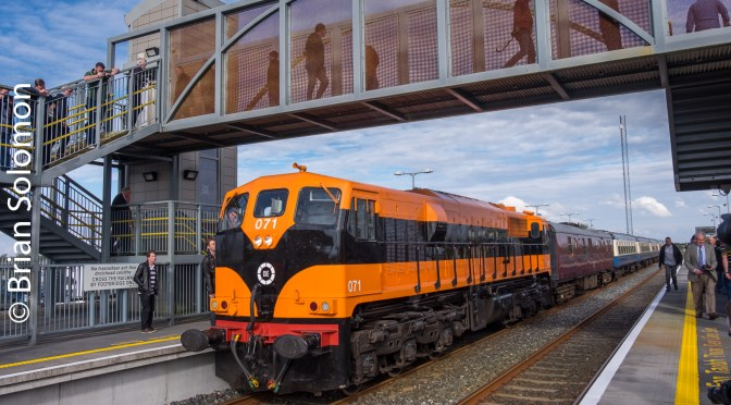 Railway Preservation Society of Ireland's The Western Explorer—Part 2.