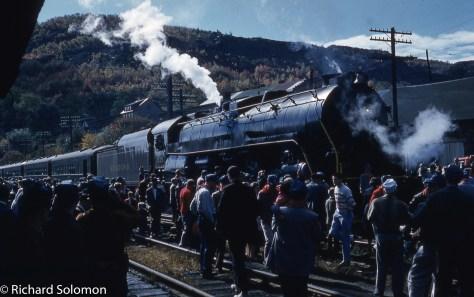 Shamokin, Pennsylvania; October 25, 1959. Photo by Richard Jay Solomon