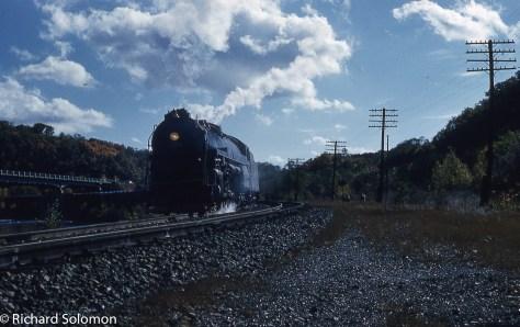 Port Clinton, Pennsylvania; October 25, 1959. Photo by Richard Jay Solomon