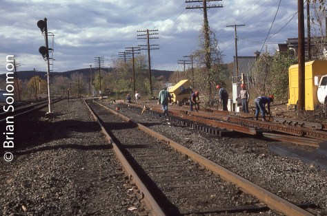 Palmer, Massachusetts October 25, 1985.
