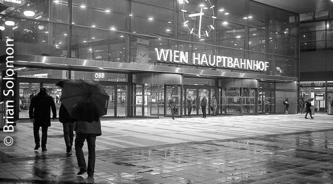 Modern Magnificence: Wien Hauptbahnhof
