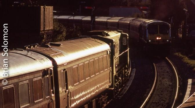 Irish Rail's Friday Glint.