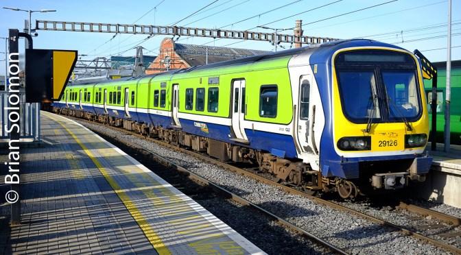 Irish Rail's Connolly Station