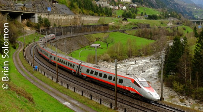 Wassen Curves on a Dull Day— Swiss Outtakes Part 1