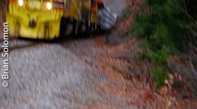 Ooops! More Lousy Railroad Photos.