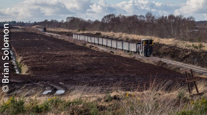 February 2018 Foray into the Irish Bog in search of Narrow Gauge freight.